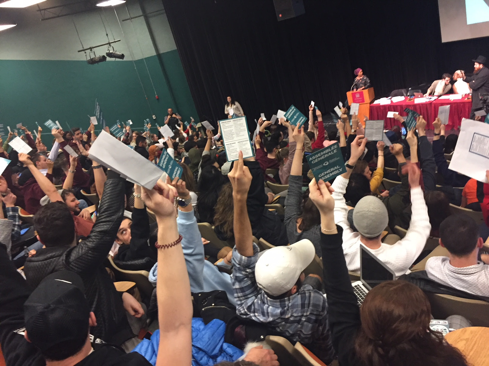 StandWithUs Canada Applauds Defeat of BDS at University of Ottawa