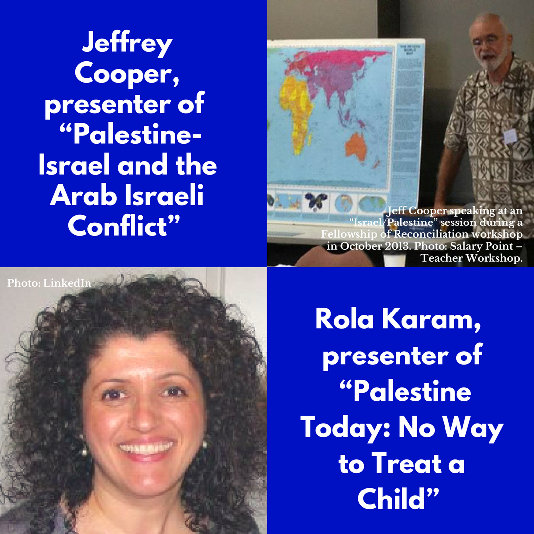 YOUR ACTION NEEDED! LAUSD & Orange County Anti-Israel Workshop