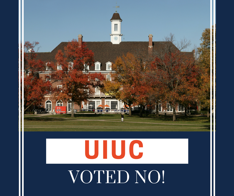 STANDWITHUS CONGRATULATES STUDENTS AT UIUC FOR DEFEATING DISCRIMINATORY REFERENDUM MARCH 12, 2018